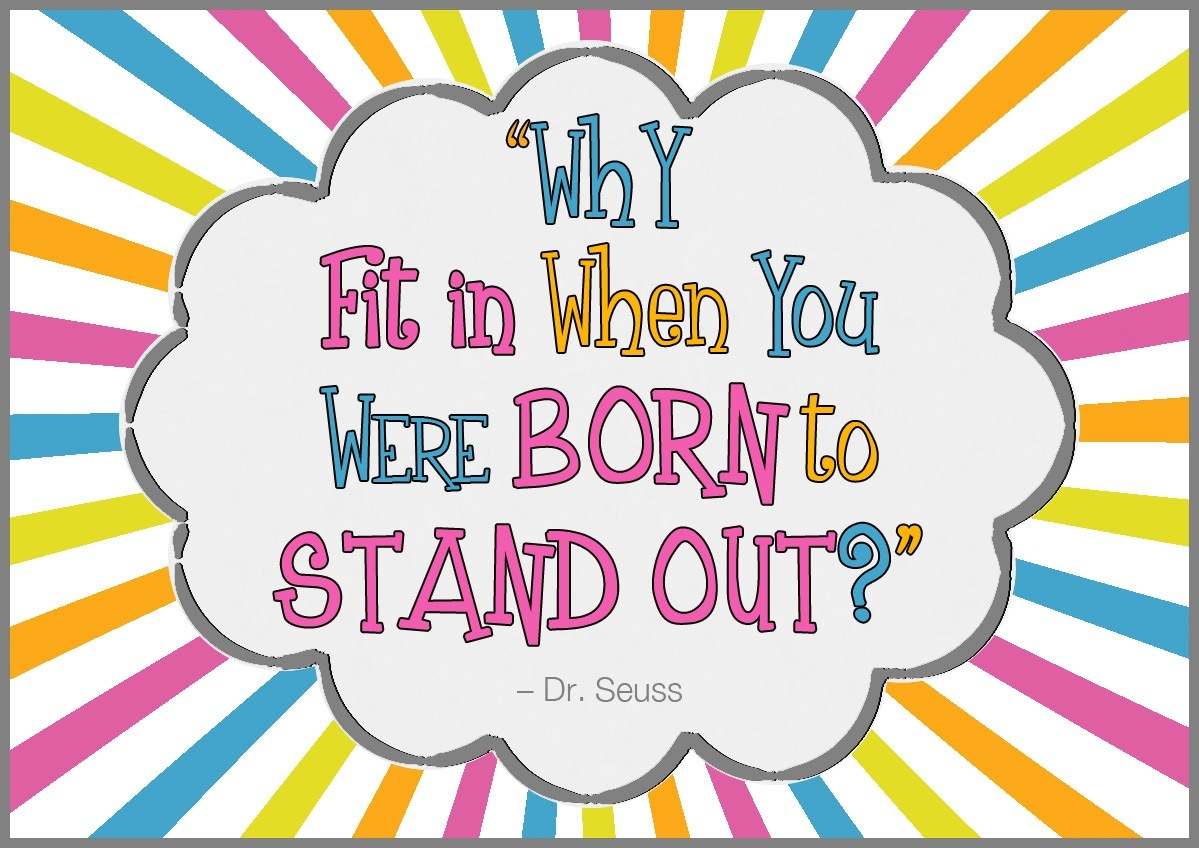 Tuesday Quote: Dr Seuss